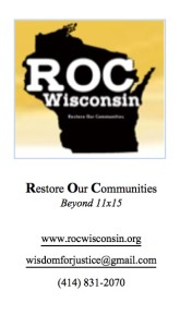 ROC Wisconsin Prayer Card