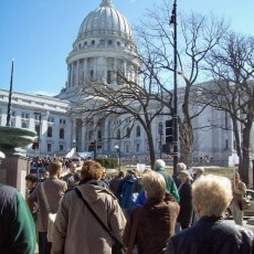 MADISON ACTION DAY, March 30